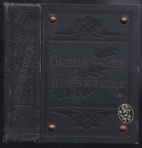 Allgemeines Deutsches Kommersbuch. Ursprüngl.... 1920
