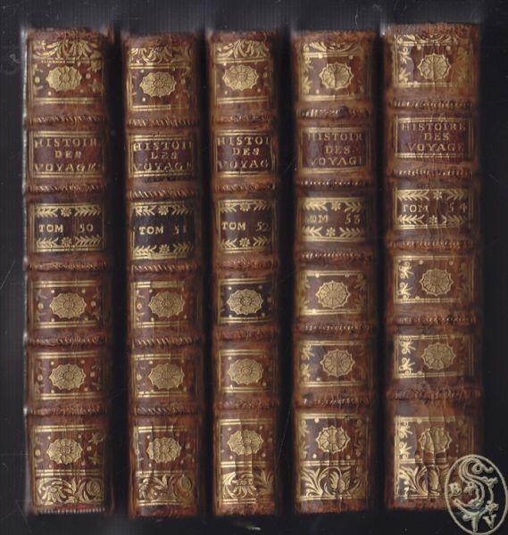 PRÉVOST D'EXILES Antoine Francois., Histoire... 1757