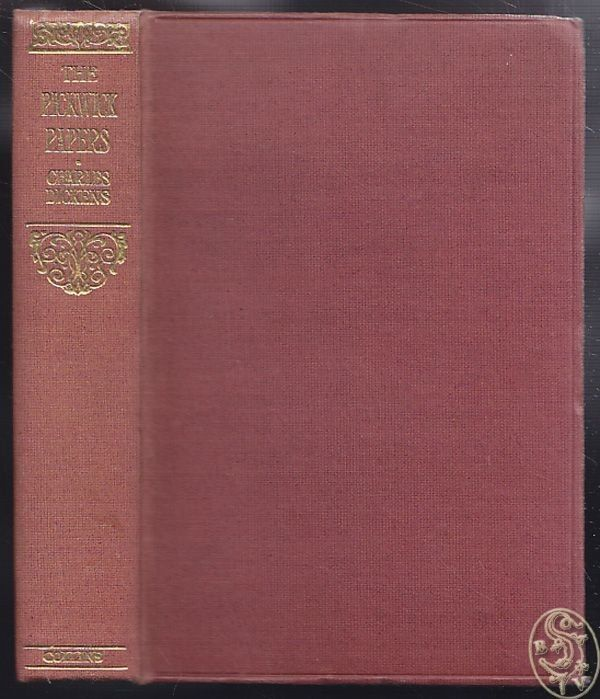 DICKENS, The Pickwick Papers. 1900