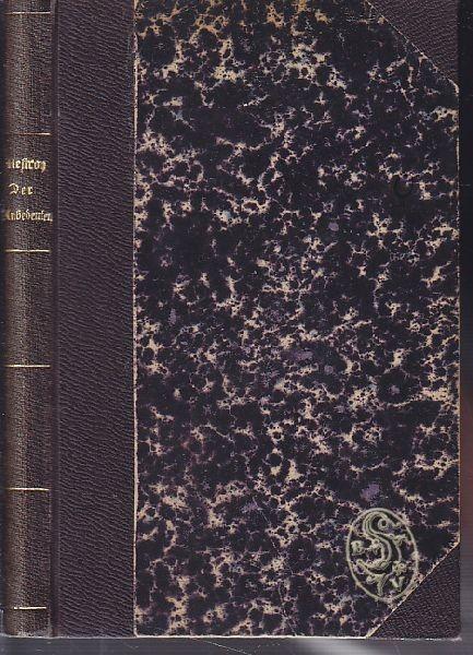 NESTROY, Der Unbedeutende. Posse mit Gesang in... 1849