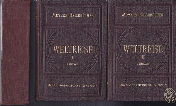Weltreise. 1912
