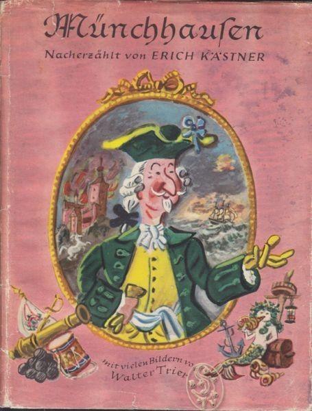KÄSTNER, Des Freiherrn von Münchhausen... 1951