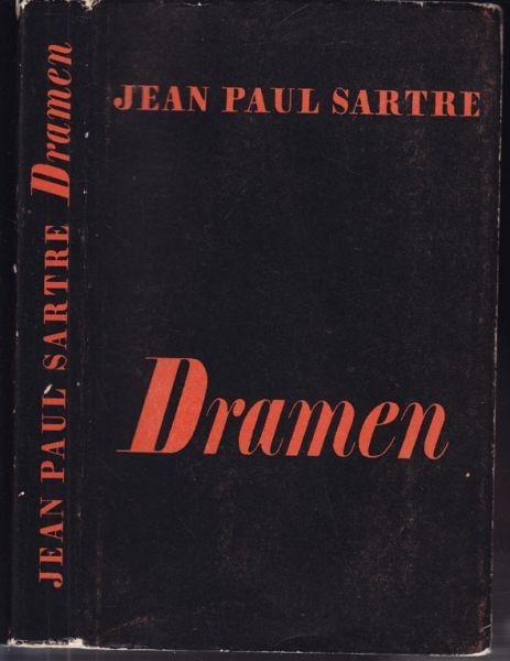 SARTRE, Dramen. 1958