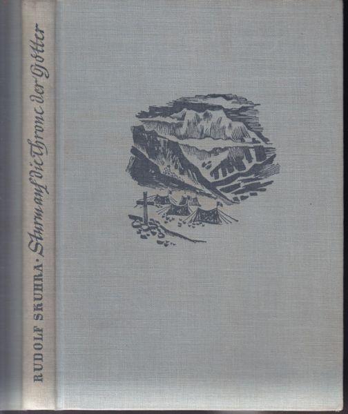 SKUHRA, Sturm auf die Throne der Götter. 1938