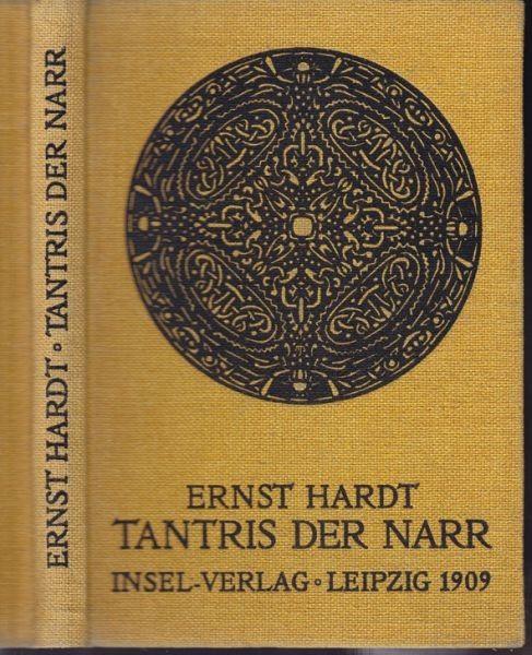 HARDT, Tantris der Narr. Drama in 5 Akten. 1909