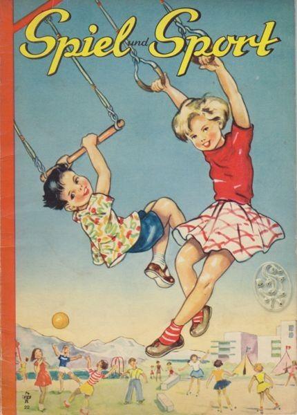 Spiel und Sport. 1951