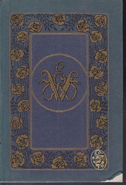 BIBERHOFER, Chronik des Wiener Eislaufvereines.... 1906