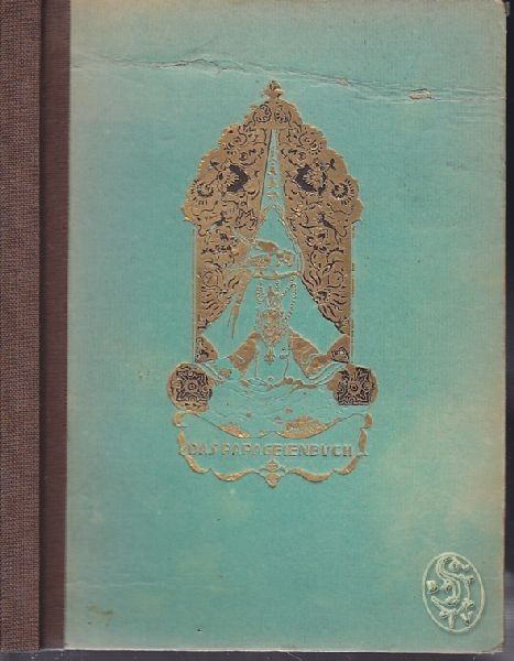 ROENAU, Das persische Papageienbuch. 1922
