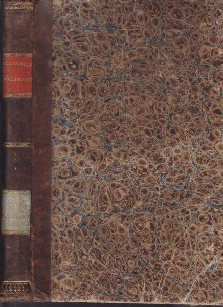 GALLETTI, Allgemeine Weltkunde oder... 1835