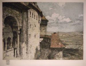 KASIMIR, [Burg Kreuzenstein]. 1925