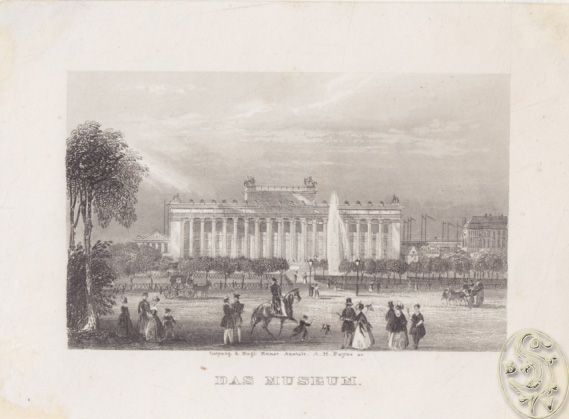 Das Museum. 1840