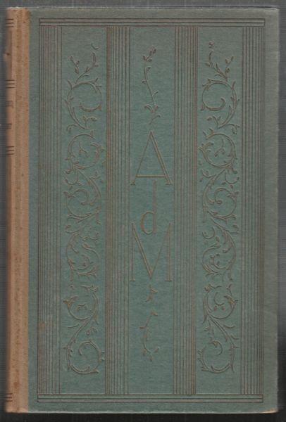MUSSET, Ausgewählte Novellen. Verdeutscht v.... 1923