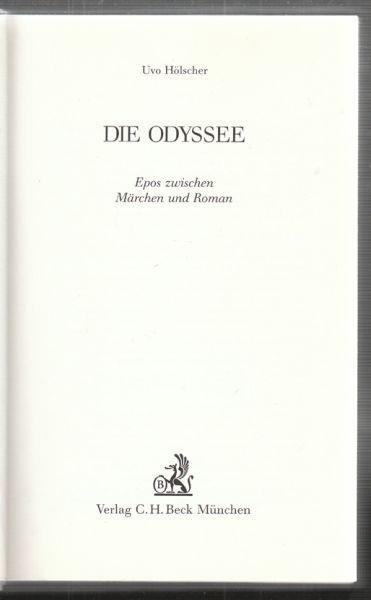 HÖLSCHER, Die Odyssee. Epos zwischen Märchen... 1989