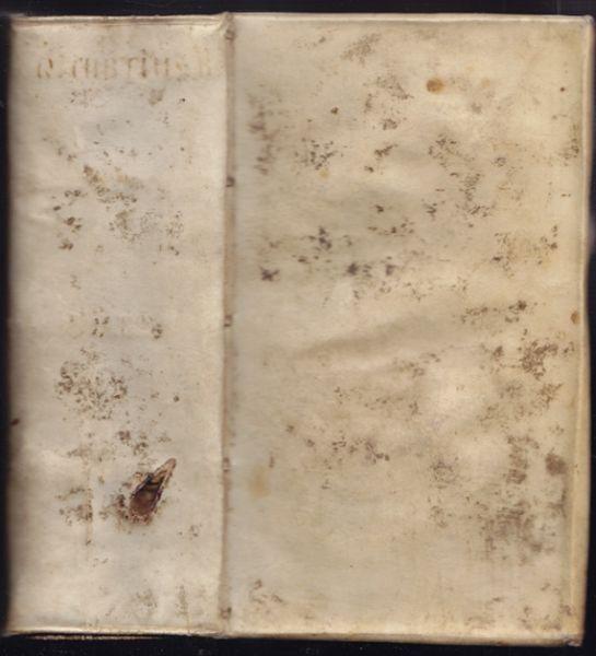 CURTIUS, De rebus Alexandri magni recte tandem... 1718