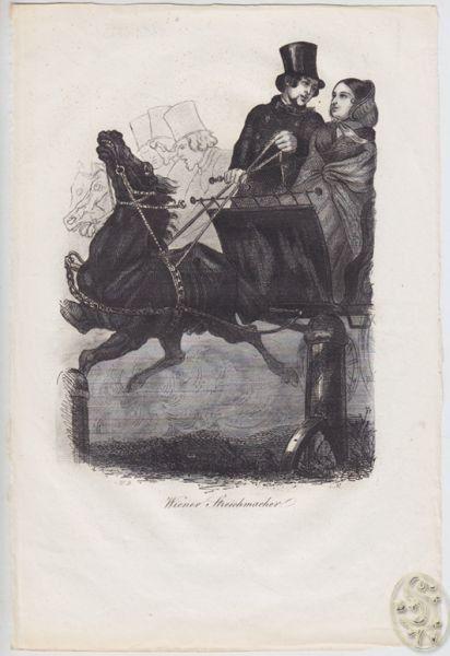 Wiener Streichmacher. 1844