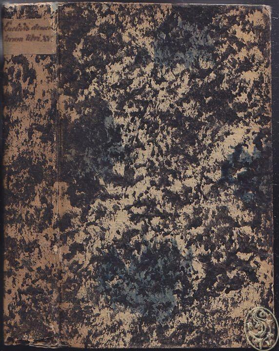 Elementorum Euclidis libri XV ad graeci contextus fidem recensiti et ad usum tir