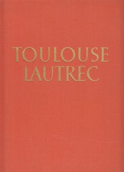 COOPER, Henri de Toulouse Lautrec. 1955