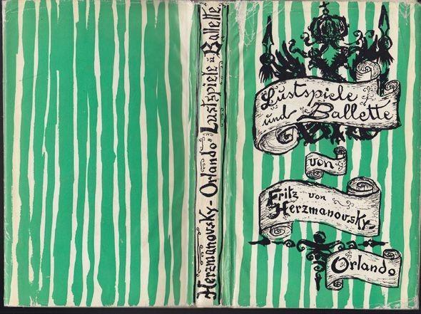 HERZMANOVSKY-ORLANDO, Lustspiele und Ballette. 1960