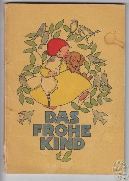BUCHOWIECKI, Das frohe Kind. Lustige... 1946