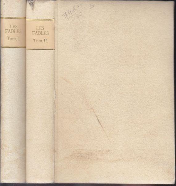 M. C***., Les Fables mises en action. Suivies... 1787