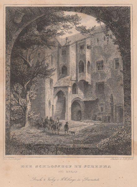 SCHIMMER, Das Kaiserthum Oesterreich in seinen... 1845 0286-09