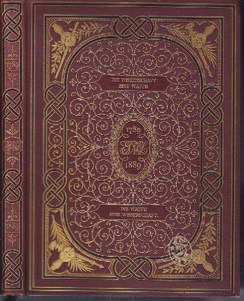 Einhundert Jahre des Geschäftshauses Ernst... 1889