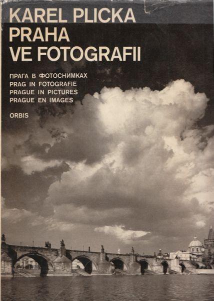 PLICKA, Praha ve fotografii. 1966