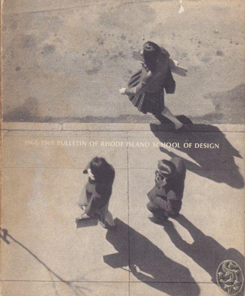 ROBBINS, 1968-1969 Bulletin of Rhode Island... 1968