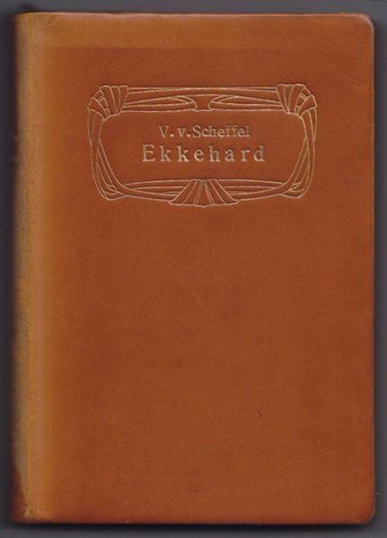 SCHEFFEL, Ekkehard. Eine Geschichte aus dem... 1903