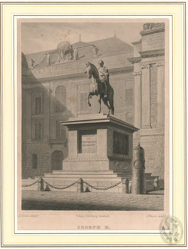 Joseph II. (Reiterstandbild, Wien).