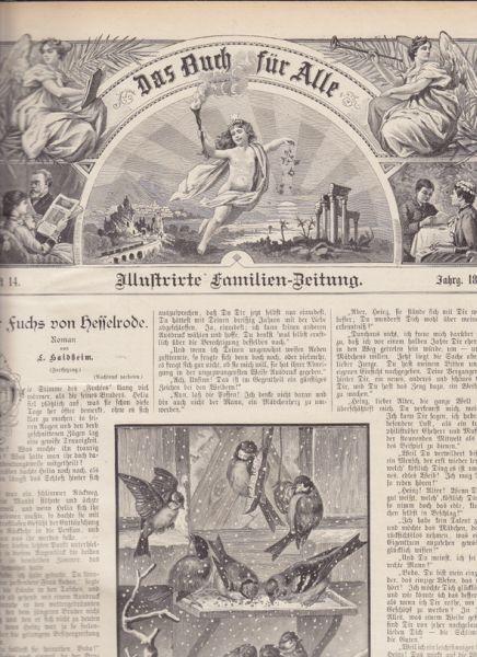 Das Buch für Alle. Illustrirte... 1892