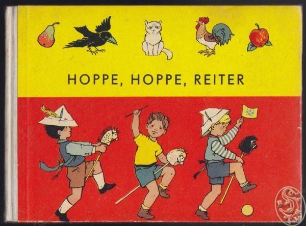 MEYER-REY, Hoppe. Hoppe, Reiter. 1962