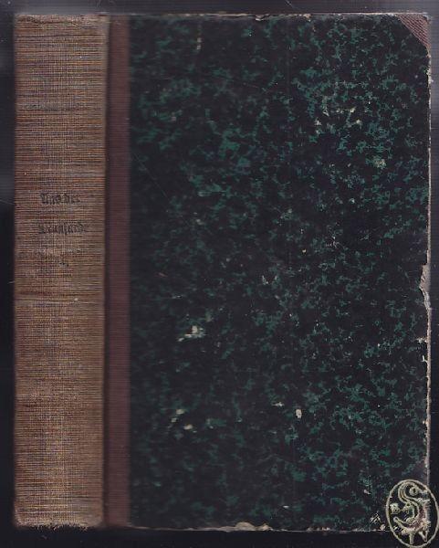 DAUMER, Aus der Mansarde. Streitschriften,... 1860