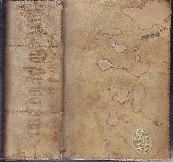 FICINO, Lettere. Tomo primo [secundo] delle... 1549