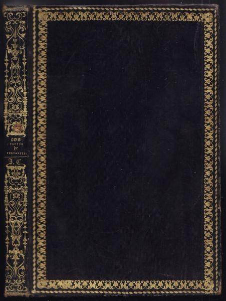 FORTOUL, Los Fastos de Versailles desde su... 1845