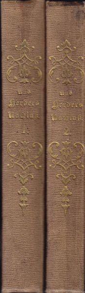 HERDER, Aus Herder's Nachlaß. Ungedruckte... 1856