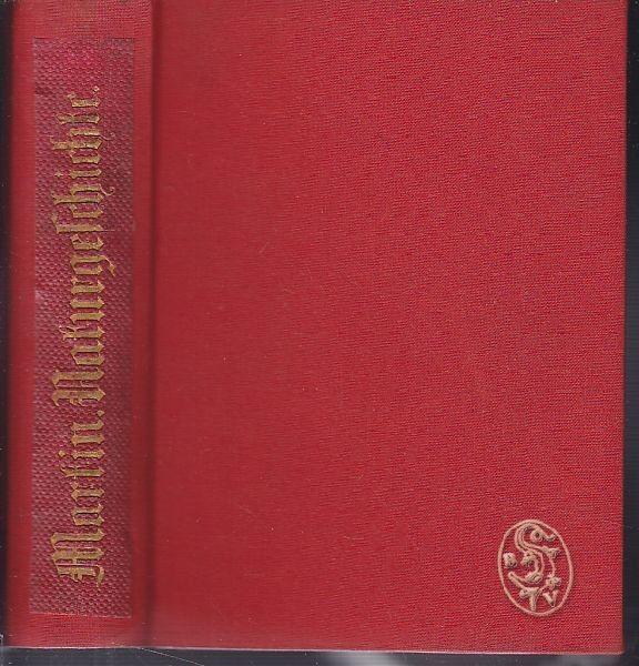 MARTIN, Naturgeschichte für die Jugend... 1864