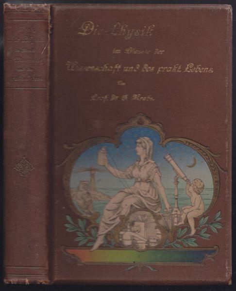 KREBS, Die Physik im Dienste der Wissenschaft,... 1884