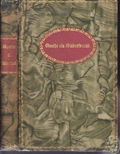 MUTHESIUS, Goethe, ein Kinderfreund. 1903