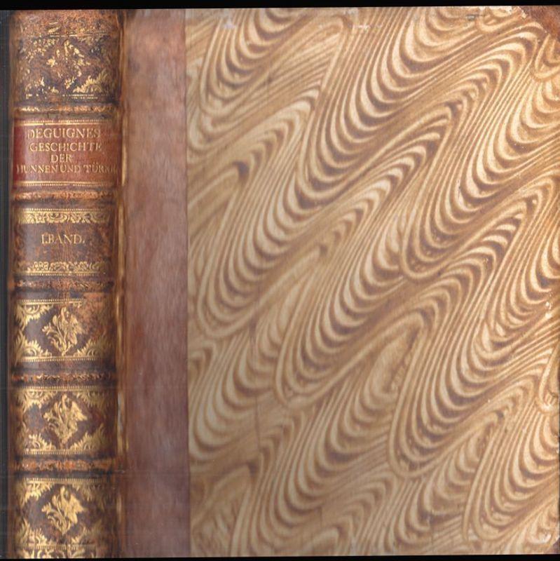 Allgemeine Geschichte der Hunnen und Türken, der Mogols und anderer occidentalis