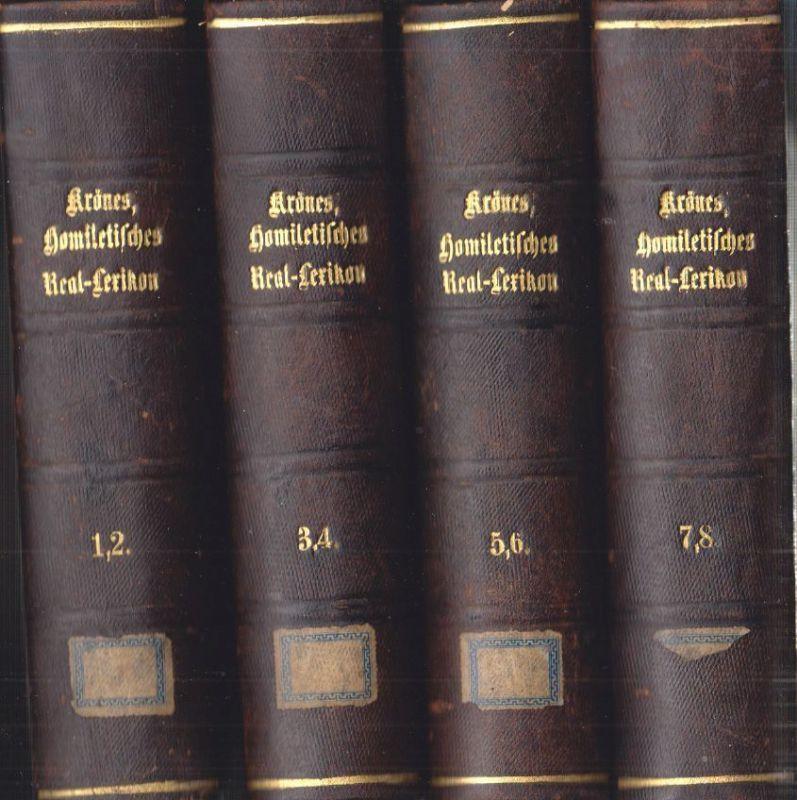 Homiletisches Real-Lexicon, oder: Alphabetisch geordnete Darstellung der geeigne