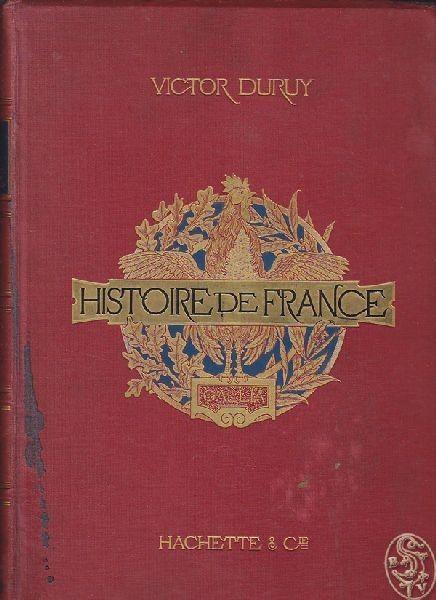 DURUY, Histoire de France depuis l'invasion des... 1892
