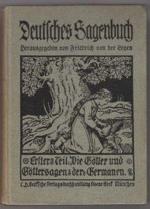 LEYEN, Deutsches Sagenbuch. 1910