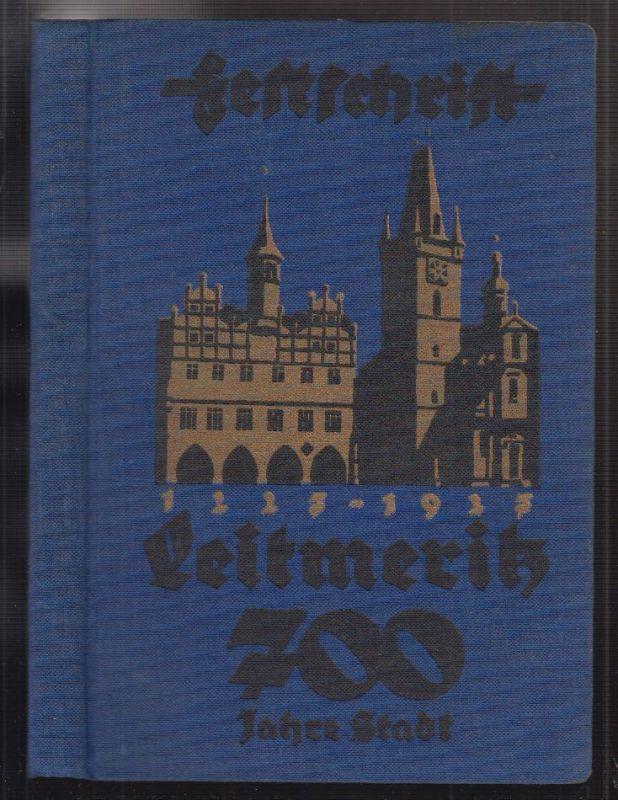 1227-1927. Stadt Leitmeritz. Festschrift und Feier des 700jährugen Bestands als