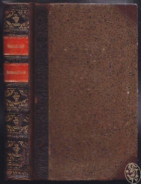 KANT, Anthropologie in pragmatischer Hinsicht.... 1799