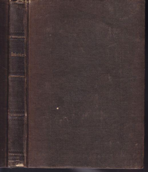 THEOKRIT., Bion und Moschos. Deutsch im... 1855