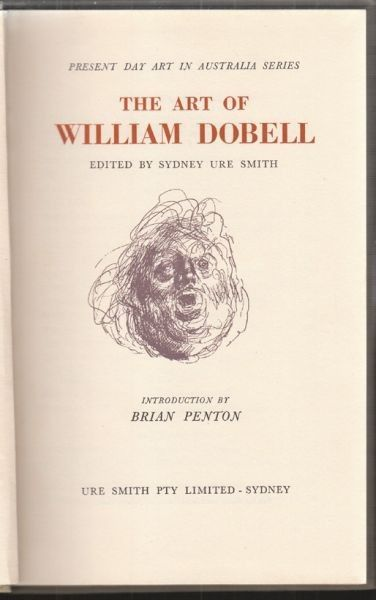 SMITH, The Art of William Dobell. 1946