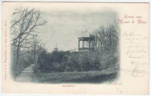 Gruss aus Mauer b. Wien. Antonshöhe.