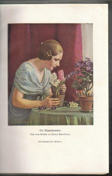 Das Kränzchen. Illustrierte Mädchen-Zeitung. 1939 1823-04