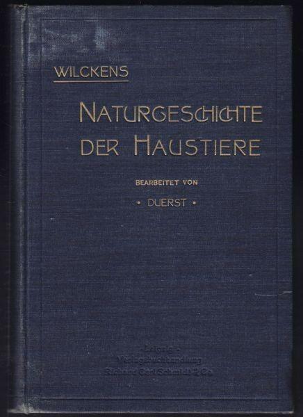 WILCKENS, Grundzüge der Naturgeschichte der... 1905